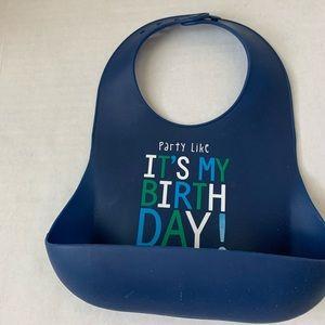Baby Birthday Bib